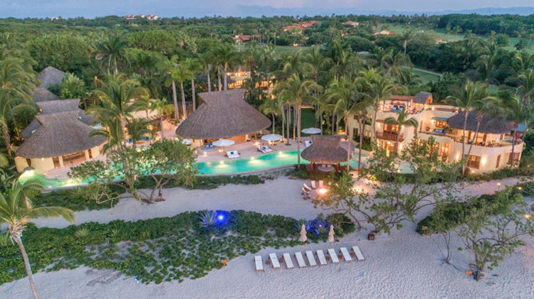 XO Launches Exclusive Partnership with Palmasola, Punta Mita Luxury Beachfront Villa