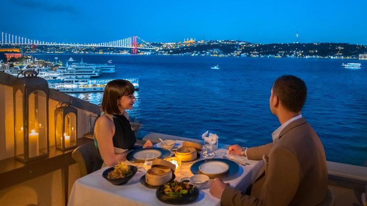 Shangri-La Bosphorus, Istanbul Welcomes Global Travelers With New Rooftop Experiences