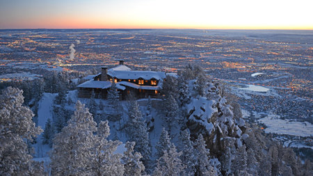 Book a Luxurious Private Experience for the Holidays in the Rocky Mountains