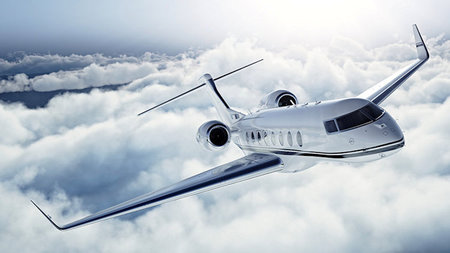How to Book a Private Jet