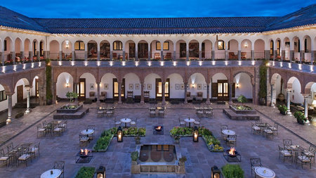 JW Marriott El Convento Cusco Announces Renovation and Reopening