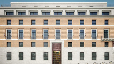 Rosewood Rome to Open in 2023 as Rosewood's Fourth Property in Italy