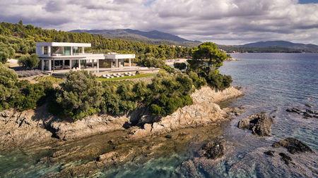 Five New Design-Led Homes Join Greece's White Key Villas