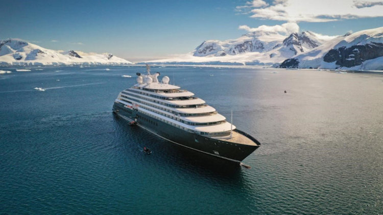 Scenic Unveils 2022/2023 Scenic Eclipse Arctic Collection