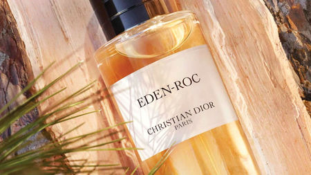 Eden-Roc, A new fragrance by Dior