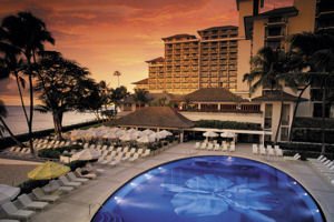 Honolulu Luxury Hotel Halekulani Introduces Table ONE