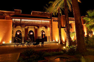 La Mamounia Marrakech Re-Opens with Star-studded Event