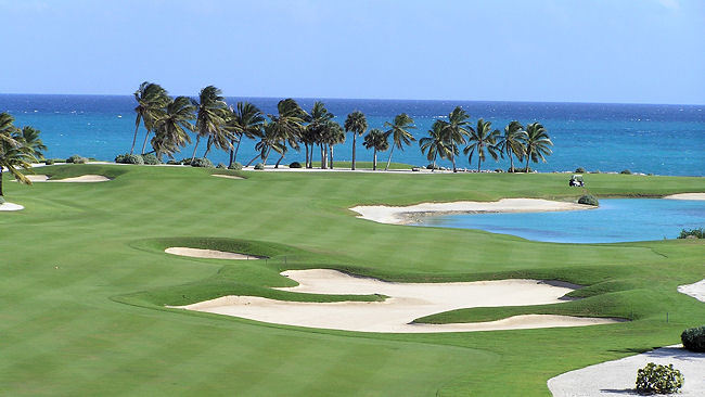 Playing Punta Cana's Punta Espada Golf Course