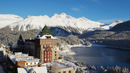 Badrutt's Palace Hotel welcomes Indian chef in time for St. Moritz Gourmet Food Festival