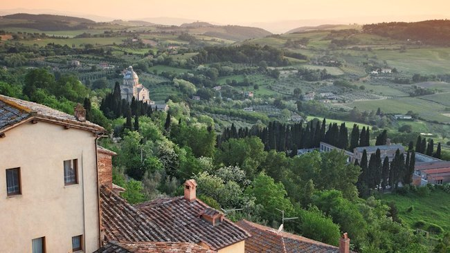 A Slow Food Journey in Italy