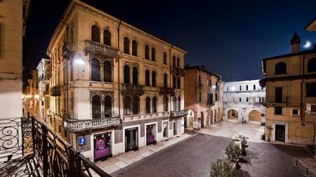 A Romeo and Juliet Valentine's Day at Palazzo Victoria