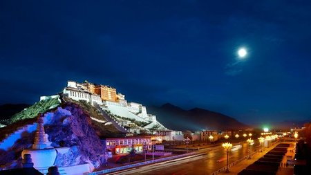 Travel Trend: Tibet Receives Record Number of Tourists in 2012