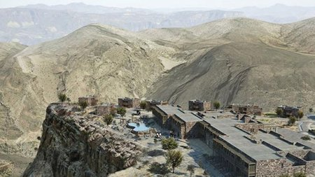 Alila to Open First Luxury Resort in Oman Mountains