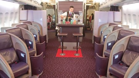 Top 10 Business Class Airlines