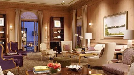 America's Most Luxurious Hotel Suites