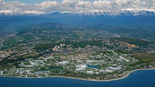 Exclusive Packages to Attend the Winter Olympic Games in Sochi, Russia