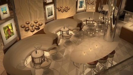 FIZZ Las Vegas to Open Fall 2013 Inside Caesars Palace