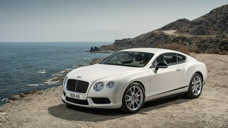 Bentley Continental GT V8 S Officially Unveiled