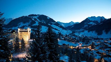 Gstaad Palace Offers Winter Wonderland Packages