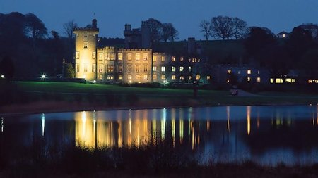 Honeymoon Like The Stars at Dromoland Castle