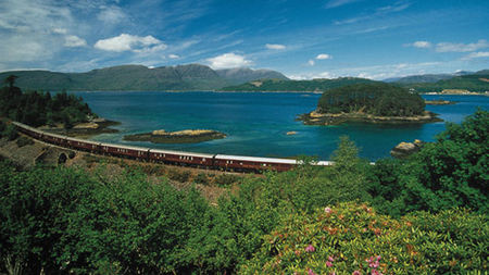 Experience the Scottish Highland Games with Belmond Royal Scotsman