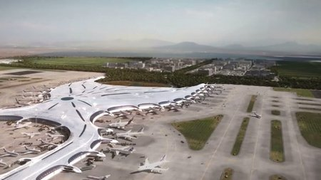 A Preview of Mexico City's Amazing New Airport