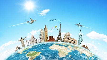Over 1.1 Billion Tourists Traveled Abroad in 2014