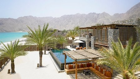 A Resort Within A Resort - The Private Reserve at Six Senses Zighy Bay