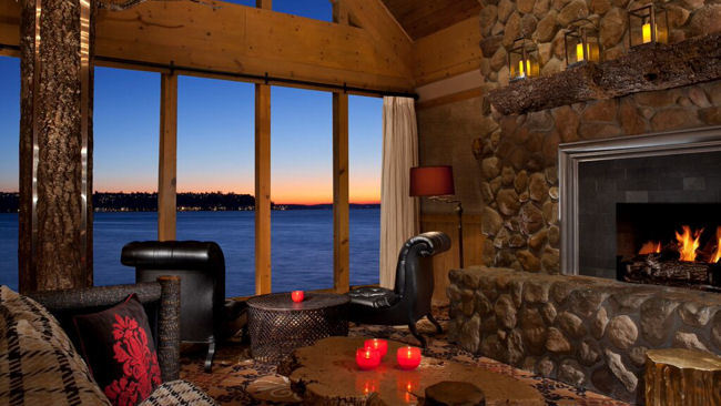 Seattle's Edgewater Hotel Offers Revolving Rock Star Suite