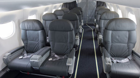 American Airlines upgrades First Class service on E175 between LAX and YVR