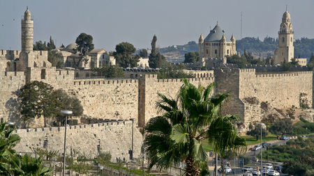 Travel + Leisure Names Jerusalem One of the World's Top 10 Cities