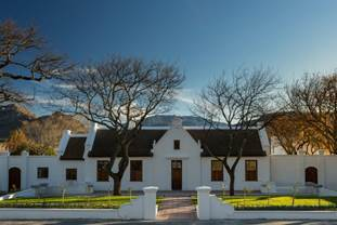 New Luxury Hotel Brand to Debut on South Africa's Western Cape