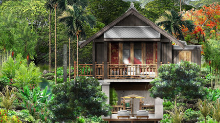 Rosewood Luang Prabang to Open in Laos in 2017