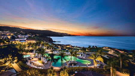 LA's Terranea Resort Hosts Inaugural Black-Tie Valentine's Ball