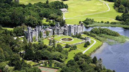 Ashford Castle Offers Single Ladies 'Leap of Faith' Package