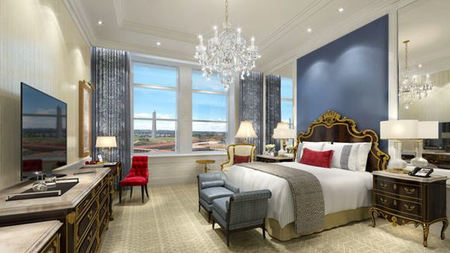 Trump International Hotel, Washington, D.C. Set To Open in September