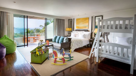 InterContinental Samui Launches New Family Rooms