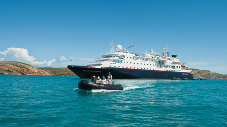 Silversea's Diving Expedition Cruises Will Visit  Some of Scuba's Best Diving Sites