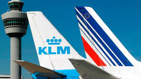Air France and KLM Launch Business Sale on Trips for Two