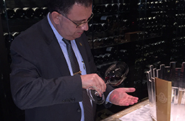 Interview with The Setai's Head Sommelier, Hakan Balkuvvar