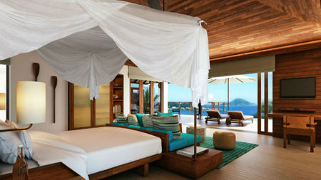 Six Senses Zil Pasyon in the Seychelles Gears Up for Fall Opening