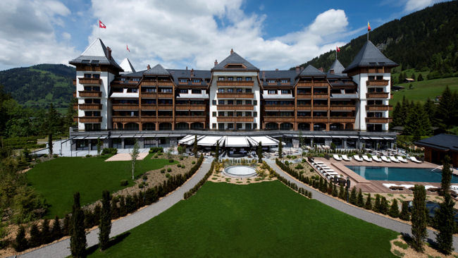 Alpina Gstaad Introduces Integrated Wellness