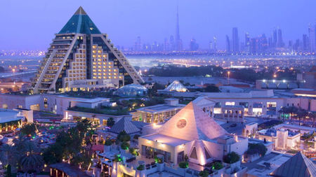 Raffles Dubai - See the World Differently