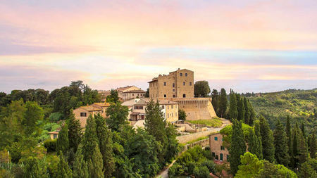 Toscana Resort Castelfalfi to Open New Five-Star Hotel, Il Castelfalfi