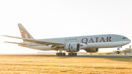 Qatar Airways' New Record-Breaking Flight