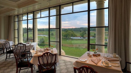 Keswick Hall & Golf Club Offers Exceptional Gourmet Package