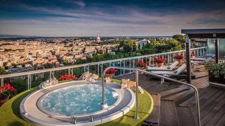 Rome Cavalieri Debuts Enhanced Amenities for Suites Guests