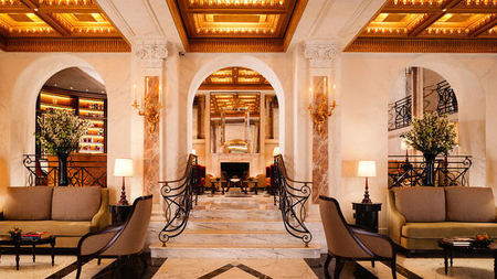 Dorchester Collection Relaunches Hotel Eden, Rome