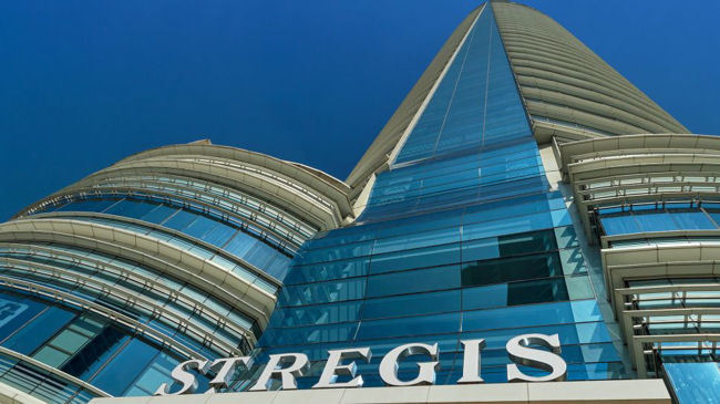 A Stay at the St Regis Mexico City