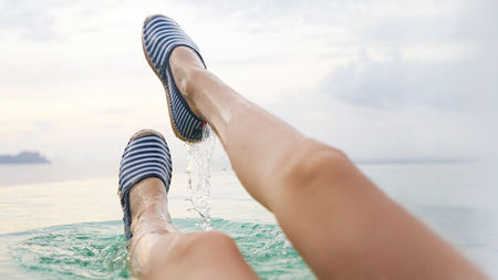 Get Your Feet Wet with Sea Star Beachwear